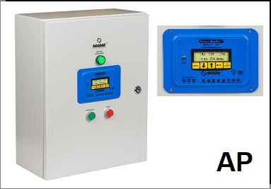 Arrancador con Pump Monitor Integrado