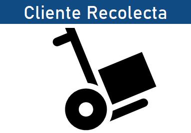 Recolección por Cliente en Almacén de Fabricante