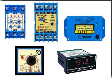 Controles, Protecciones, Instrumentos